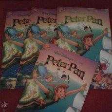 Coleccionismo: PROGRAMA INGLES DE LA PELICULA PETER PAN ,. Lote 52314621