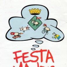 Coleccionismo: EL CATLLAR - PROGRAMA FESTA MAJOR - ANY 2013 - . Lote 52409831