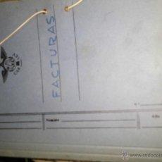 Coleccionismo: CAR LEN CL CARPETA ANTIGUA CON GOMAS VALENCIA ?. Lote 52501999