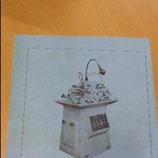 Coleccionismo: MAQUINARIA HERRAMIENTAS AGUIRRE VITORIA. Lote 52540728
