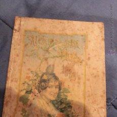 Coleccionismo: ÚNICO!! LIBRO REVISTA RECUERDO DE LA FERIA Y EXPOSICIÓN VALENCIA 1883 , ALBUM ARTISTICO , ORIGINAL. Lote 52545788