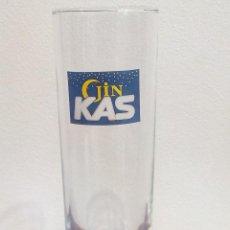 Coleccionismo: VASO DE KAS - GIN KAS.. Lote 52560837