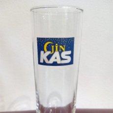 Coleccionismo: VASO DE KAS - GIN KAS.. Lote 52578972