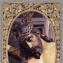 Coleccionismo: AZULEJO 40X25 DEL CRISTO DE LOS MILAGROS DE UTRERA (SEVILLA). Lote 52744019