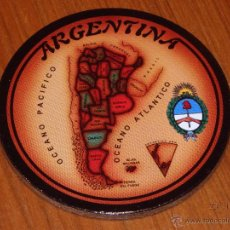 Coleccionismo: LOTE 6 POSAVASOS ARGETINOS. Lote 52944831