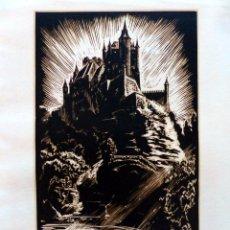 Coleccionismo: COLECCION DE 12 XILOGRAFIAS DE LOYGORRI. Lote 53010518