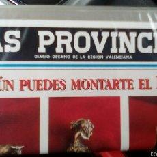 Coleccionismo: LOTE DE 24 PIEZAS DEL BELEN LAS PROVINCIAS, EN CAJA ORIGINAL. Lote 53164053