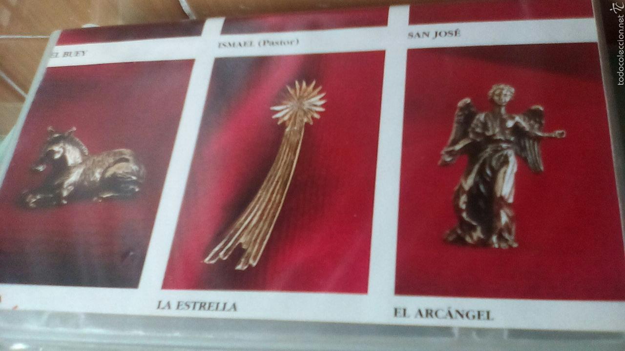 Coleccionismo: LOTE DE 24 PIEZAS DEL BELEN LAS PROVINCIAS, EN CAJA ORIGINAL - Foto 25 - 53164053