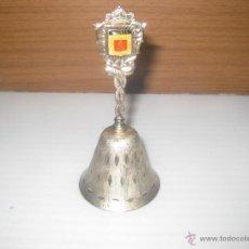 Coleccionismo: CAMPANA DE MANO SORIA. Lote 53207690