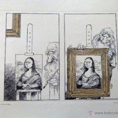 Coleccionismo: LAMINA DE GALLEGO Y REY. Lote 53273952
