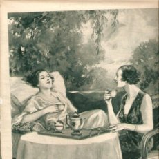 Coleccionismo: AÑO 1934 RECORTE PRENSA PUBLICIDAD PHOSCAO. Lote 53607441