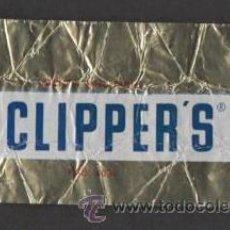 Coleccionismo: (ALB-TC-8) ANTIGUO ENVOLTORIO CHICLE CLIPPER'S. Lote 53609086