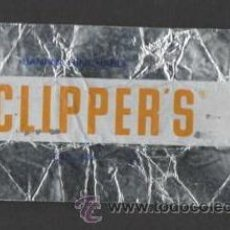 Coleccionismo: (ALB-TC-8) ANTIGUO ENVOLTORIO CHICLE CLIPPER'S. Lote 53609090