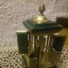 Coleccionismo: * ANTIGUA TABAQUERA ITALIANA CON MUSICA. CIGARRERA. (RF:BV/B*). Lote 53826789