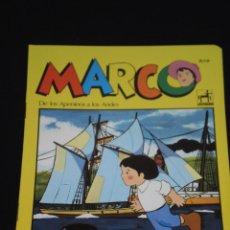 Coleccionismo: LIBRETA DE RAYAS , MARCO ( VARIOS MODELOS ) . CENTAURO , ORIGINAL TAURUS Y BETA FILM AÑO 1976. Lote 53978136