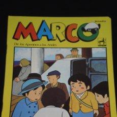 Coleccionismo: LIBRETA DE RAYAS , MARCO ( VARIOS MODELOS ) . CENTAURO , ORIGINAL TAURUS Y BETA FILM AÑO 1976. Lote 53978181