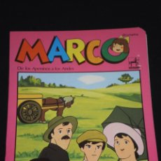 Coleccionismo: LIBRETA DE RAYAS , MARCO ( VARIOS MODELOS ) . CENTAURO , ORIGINAL TAURUS Y BETA FILM AÑO 1976. Lote 53978256