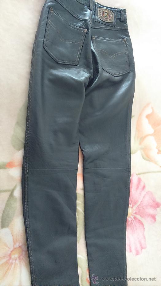 Piel Other De Marca Cordero Buy Pantalon Ramihilo SzMqUVpG
