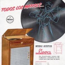 Colecionismo: OPTIMUS RADIO. Lote 54111954