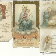 Coleccionismo: ESTAMPAS RELIGIOSAS. Lote 54166191