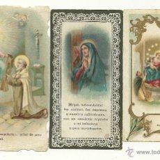 Coleccionismo: ESTAMPAS RELIGIOSAS. Lote 54166199
