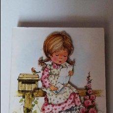 Coleccionismo: CUADRO EN RELIEVE MARY MAY 25X35 CM.. Lote 54227705