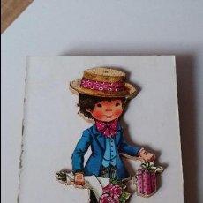 Coleccionismo: CUADRO EN RELIEVE MARY MAY 15X20 CM.. Lote 54227854
