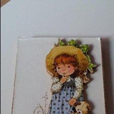 Coleccionismo: CUADRO EN RELIEVE MARY MAY 15X20 CM.. Lote 54227925