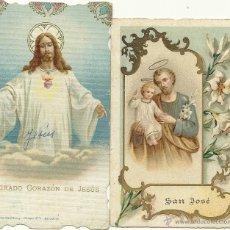Coleccionismo: ESTAMPAS RELIGIOSAS. Lote 54229814