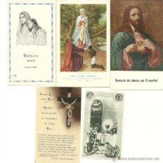 Coleccionismo: ESTAMPAS RELIGIOSAS. Lote 54330830