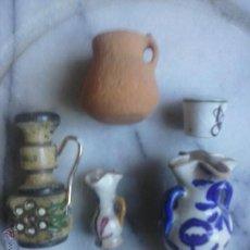 Coleccionismo: LOTE DE 5 MINI-MINIATURAS .. Lote 54336226