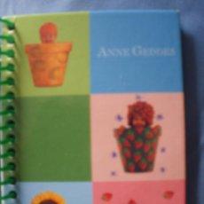Coleccionismo: MINI LIBRETA ESPECIAL DE ANNE GEDDES -------- (REF-CAYACACOMUGRESCEN). Lote 54452327