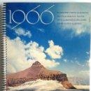 Coleccionismo: AGENDA NUEVA SIN USAR DE 1966. - PAISAJES DE SUIZA,. Lote 54766576