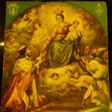 Coleccionismo: ROTA - CADIZ - PREGON DEL ROSARIO DE 1957 - RAMON SOTO. Lote 54978663