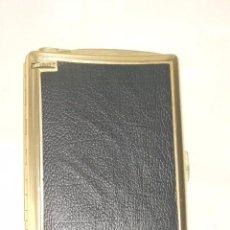Coleccionismo: ANTIGUA PITILLERA CON MECHERO.AÑOS 60.. Lote 55057714