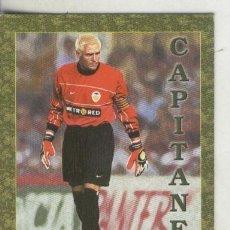 Coleccionismo: CROMOS: LIGA 2002: VALENCIA: CAñIZARES-CAPITAN. Lote 55444439