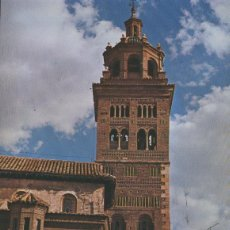 Coleccionismo: TORRE DE LA CATEDRAL DE TERUEL. Lote 55469625