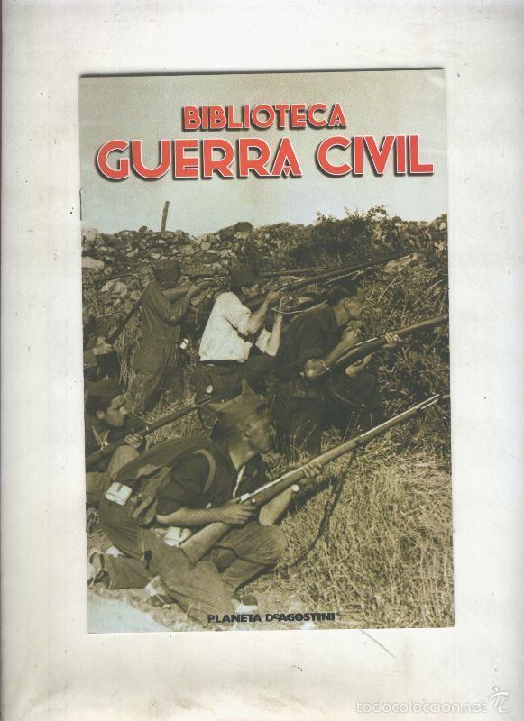 BIBLIOTECA GUERRA CIVIL FOLLETO PROPAGANDA OBRA (Coleccionismo - Laminas, Programas y Otros Documentos)