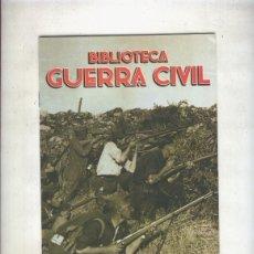 Coleccionismo: BIBLIOTECA GUERRA CIVIL FOLLETO PROPAGANDA OBRA. Lote 55513607