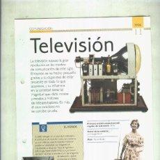 Coleccionismo: TELEVISION: SON 4 PAGINAS Y. Lote 55562995