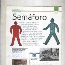 Coleccionismo: SEMAFORO: SON 4 PAGINAS Y. Lote 55563031