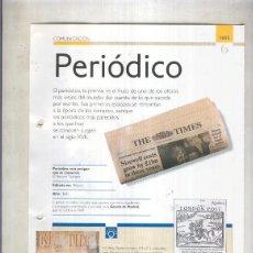 Coleccionismo: PERIODICO: SON 4 PAGINAS Y. Lote 55563043