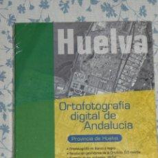 Coleccionismo: VENDO ORTOFOTOGRAFIA DIGITAL DE ANDALUCIA (HUELVA), (NUEVO, SIN ESTRENAR).. Lote 56109465