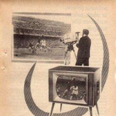 Coleccionismo - ANUNCIO PUBLICIDAD TELEVISOR MARCONI - 56131173