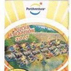Coleccionismo: ENTRADA PORT AVENTURA. Lote 56602202