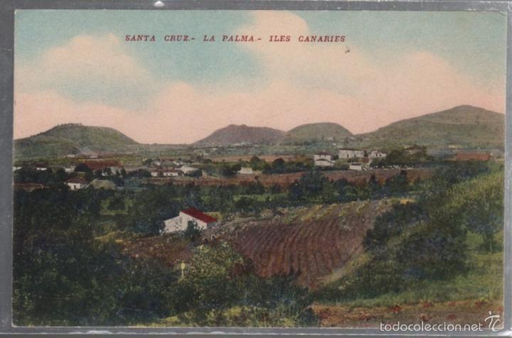 Coleccionismo: EXPOASICION UNIVERSAL DE BRUSELAS. 1910. POSTAL PUBLICITARIA DE TABACO DE CANARIAS. VER - Foto 2 - 56691934