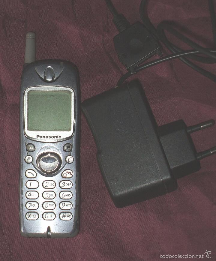 Coleccionismo: TELEFONO MOVIL PANASONIC GD92 DEL 2000 + CARGADOR TELEFONO VINTAGE - Foto 4 - 56697711