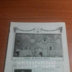 Coleccionismo: BARCELONA, ANTIGUA CASA GUSI ORNAMENTOS PARA IGLESIA -ANUNCIO DEL AÑO 1911- (REFAN20)**. Lote 56927359