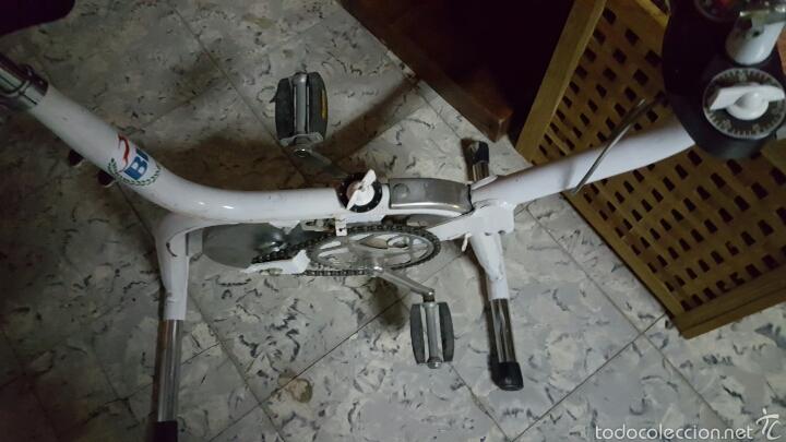 Coleccionismo: Bicicleta estatica bh - Foto 3 - 56929141