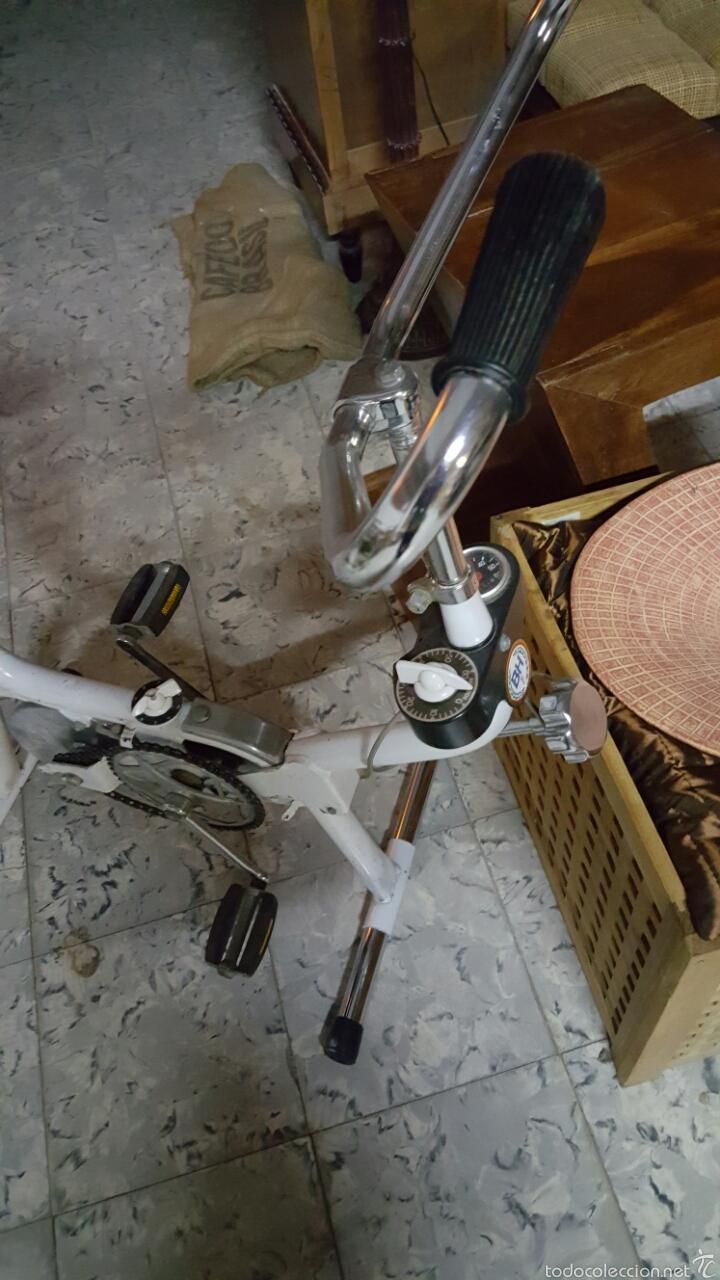 Coleccionismo: Bicicleta estatica bh - Foto 5 - 56929141